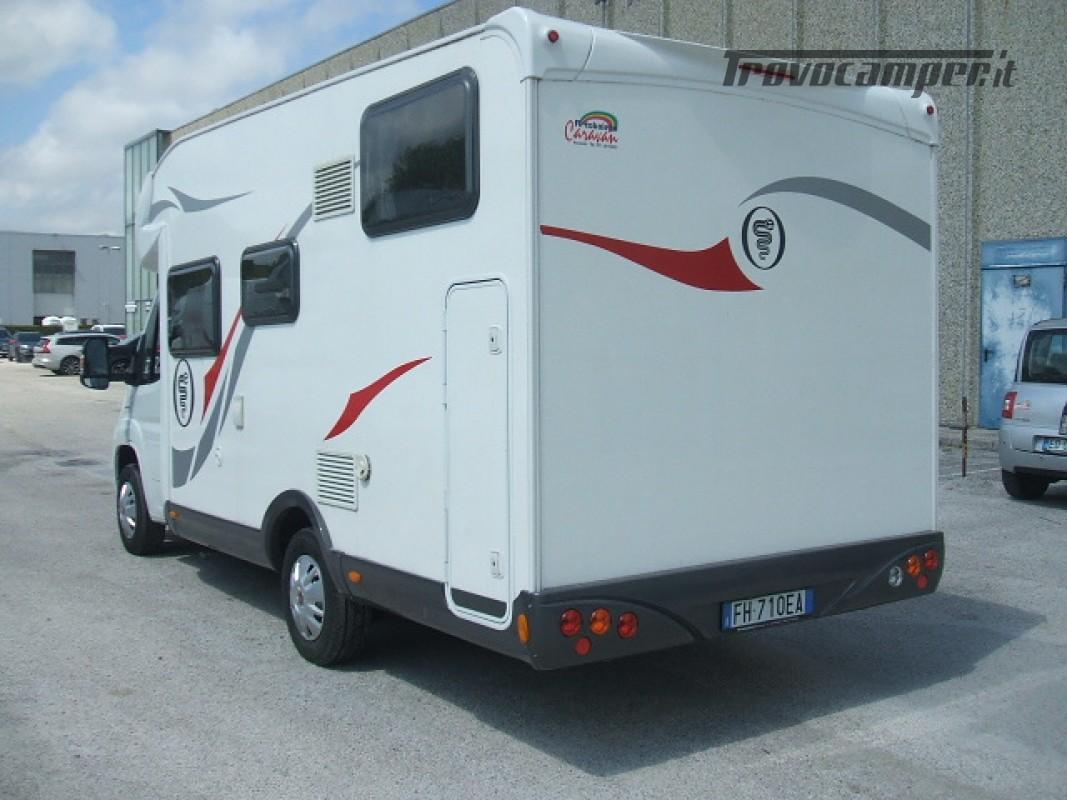 SEMINTEGRALE GARAGE + BASCULANTE 2017 KM 4250 nuovo  in vendita a Ancona - Immagine 3