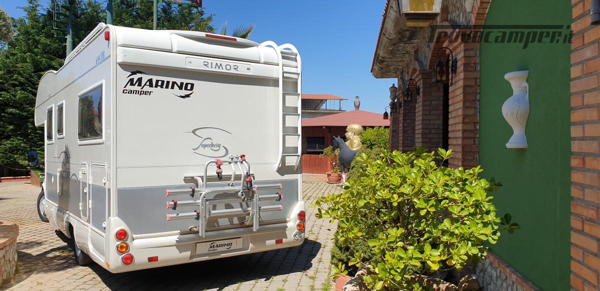 Rimor SuperBrig 695 Letti Gemelli nuovo  in vendita a Cosenza - Immagine 5