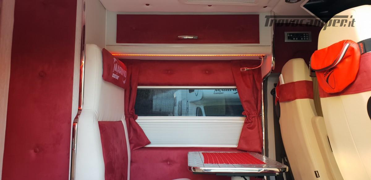 Furgonato Van Rayner 640 usato  in vendita a Cosenza - Immagine 11