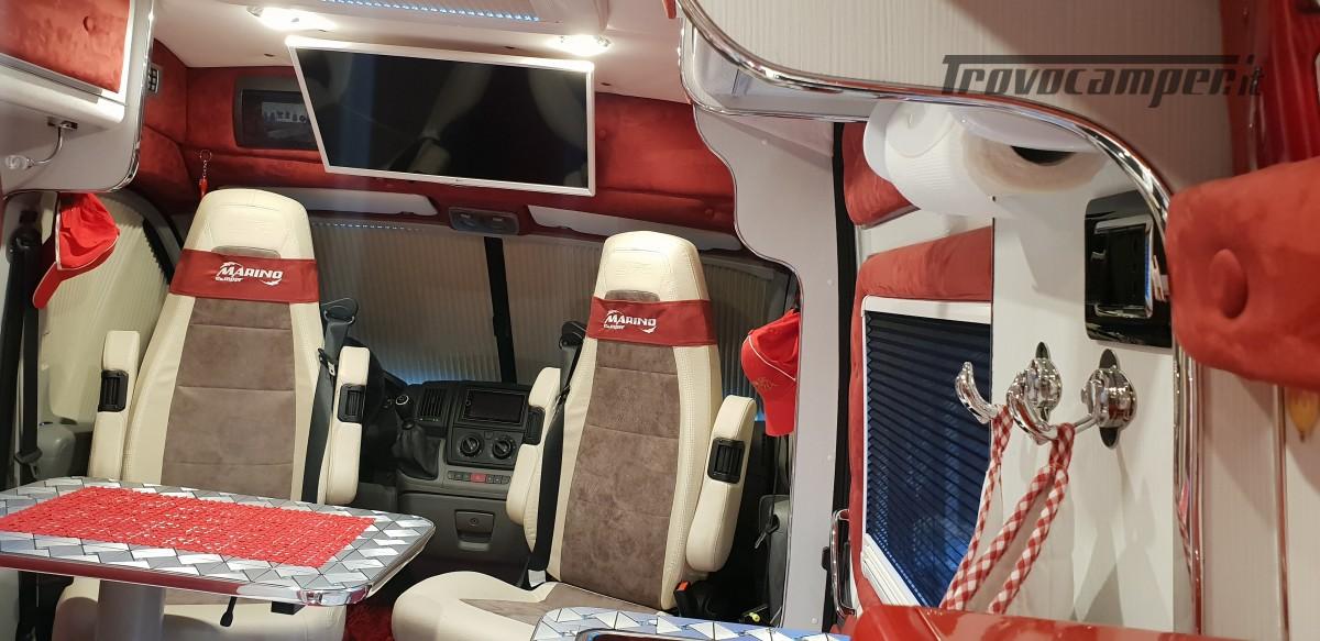 Furgonato Van Rayner 640 usato  in vendita a Cosenza - Immagine 22