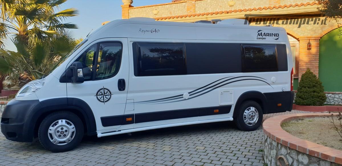 Furgonato Van Rayner 640 usato  in vendita a Cosenza - Immagine 6