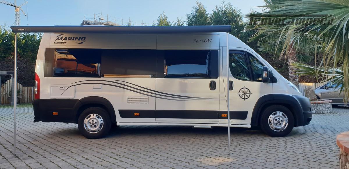 Furgonato Van Rayner 640 usato  in vendita a Cosenza - Immagine 3