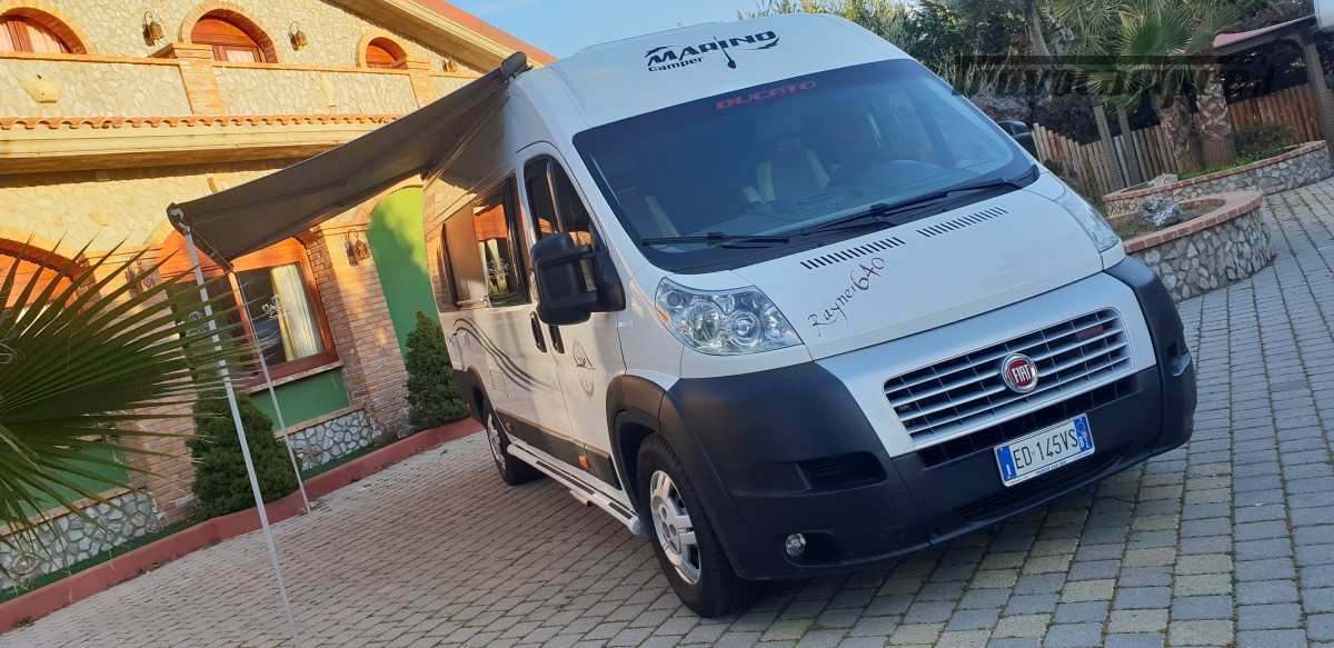 Furgonato Van Rayner 640 usato  in vendita a Cosenza - Immagine 2
