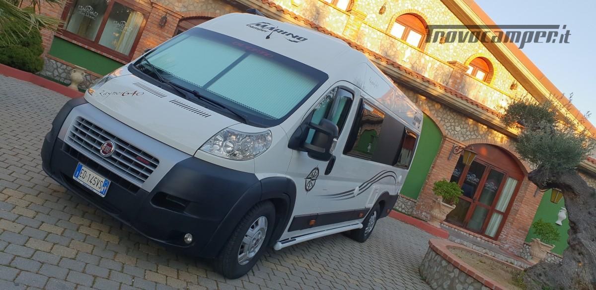 Furgonato Van Rayner 640 usato  in vendita a Cosenza - Immagine 7