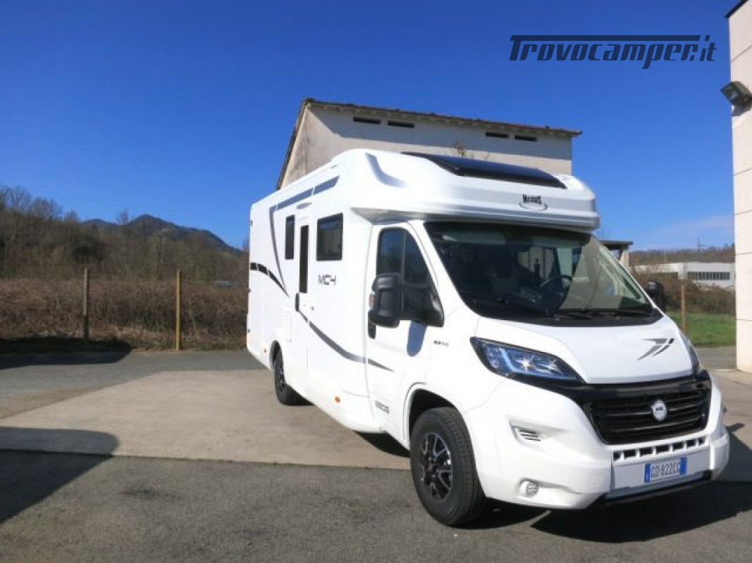 Semintegrale MCLOUIS MC4 360 nuovo  in vendita a Massa-Carrara - Immagine 2