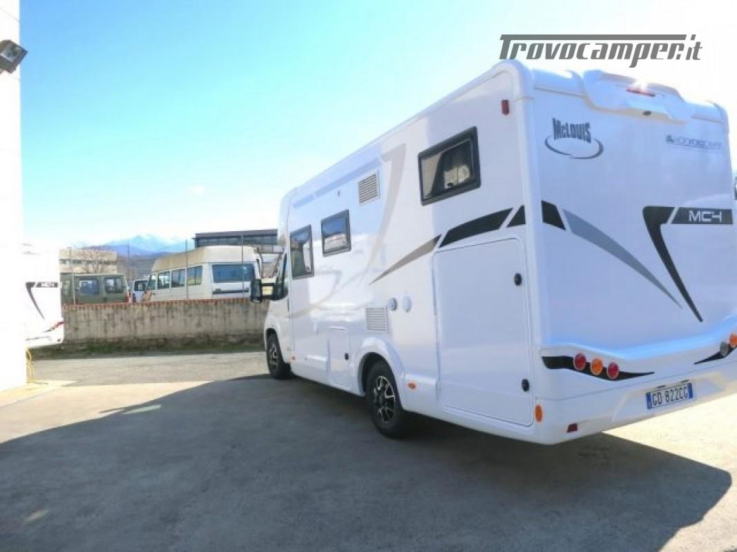 Semintegrale MCLOUIS MC4 360 nuovo  in vendita a Massa-Carrara - Immagine 3
