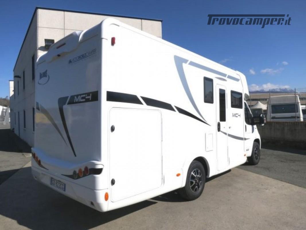 Semintegrale MCLOUIS MC4 360 nuovo  in vendita a Massa-Carrara - Immagine 4