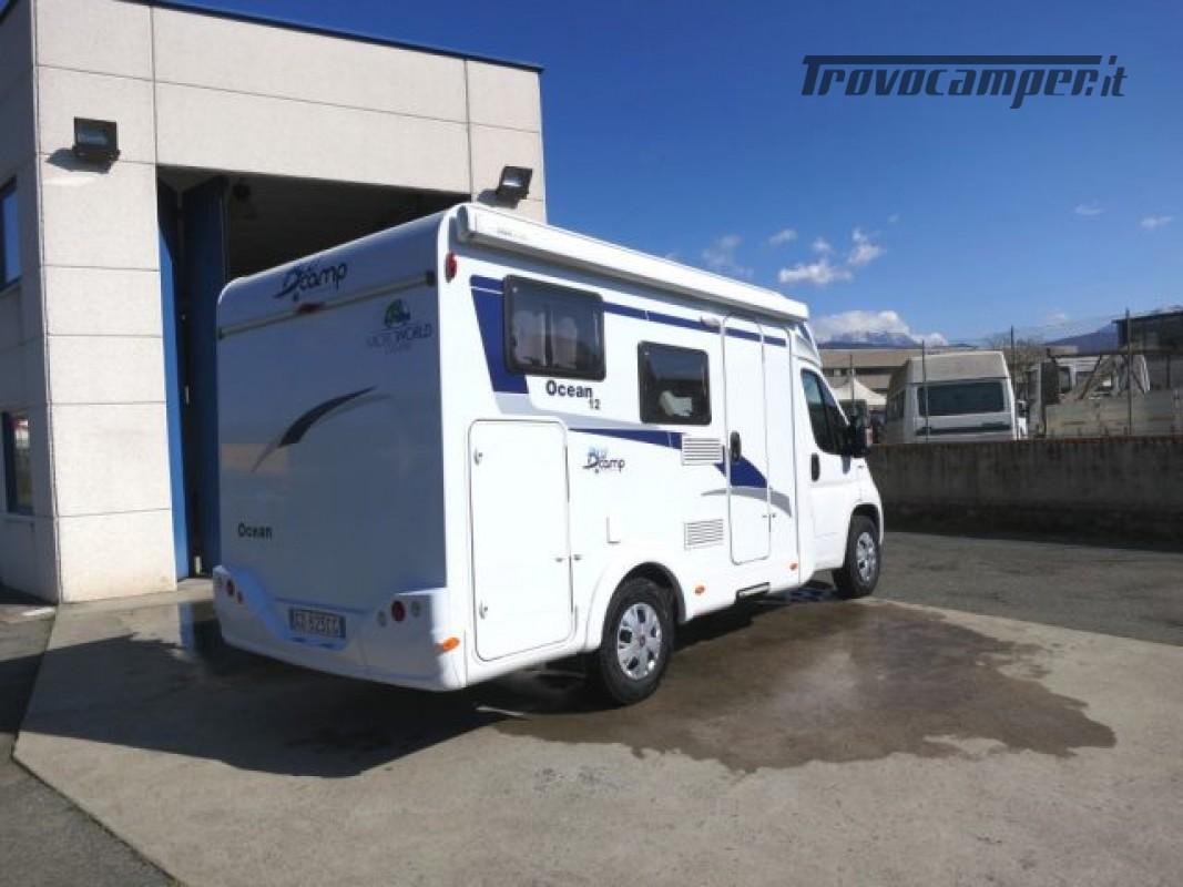 Semintegrale BLUCAMP Ocean 12 3 posti letto - DISPONI nuovo  in vendita a Massa-Carrara - Immagine 3