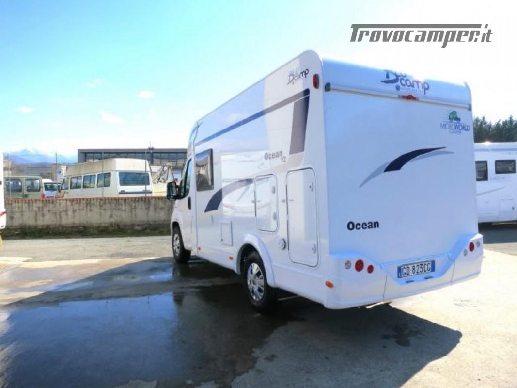 Semintegrale BLUCAMP Ocean 12 3 posti letto - DISPONI nuovo  in vendita a Massa-Carrara - Immagine 4