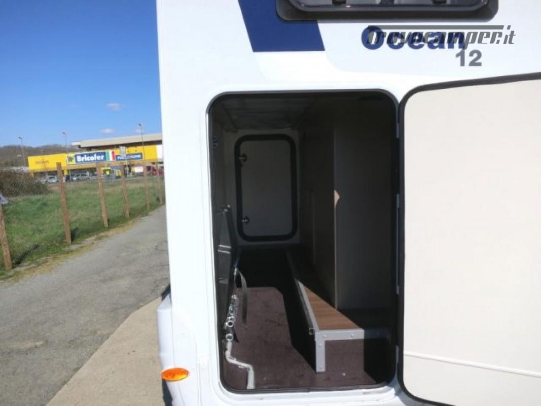 Semintegrale BLUCAMP Ocean 12 3 posti letto - DISPONI nuovo  in vendita a Massa-Carrara - Immagine 5