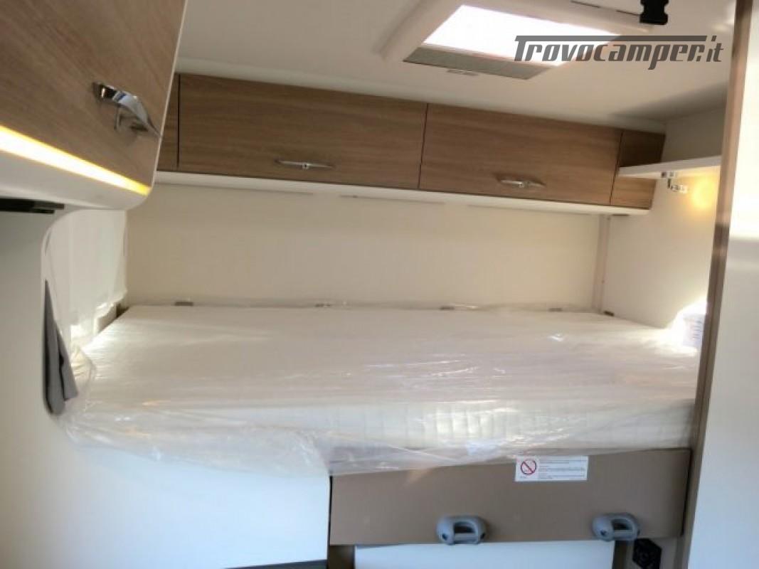 Semintegrale BLUCAMP Ocean 12 3 posti letto - DISPONI nuovo  in vendita a Massa-Carrara - Immagine 6
