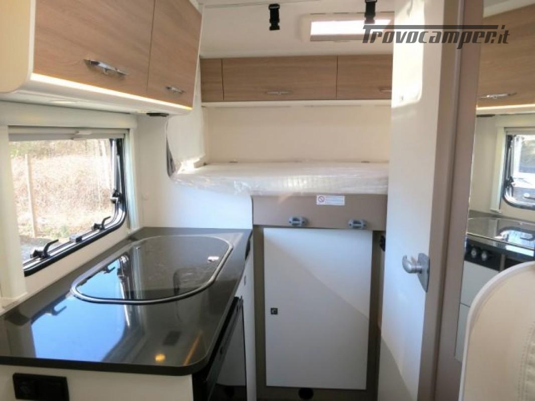 Semintegrale BLUCAMP Ocean 12 3 posti letto - DISPONI nuovo  in vendita a Massa-Carrara - Immagine 7