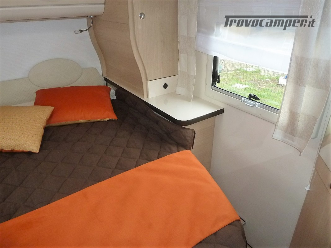 Motorhome Autostar Celtic Edition I730LC - Letto Nautico usato  in vendita a Modena - Immagine 16