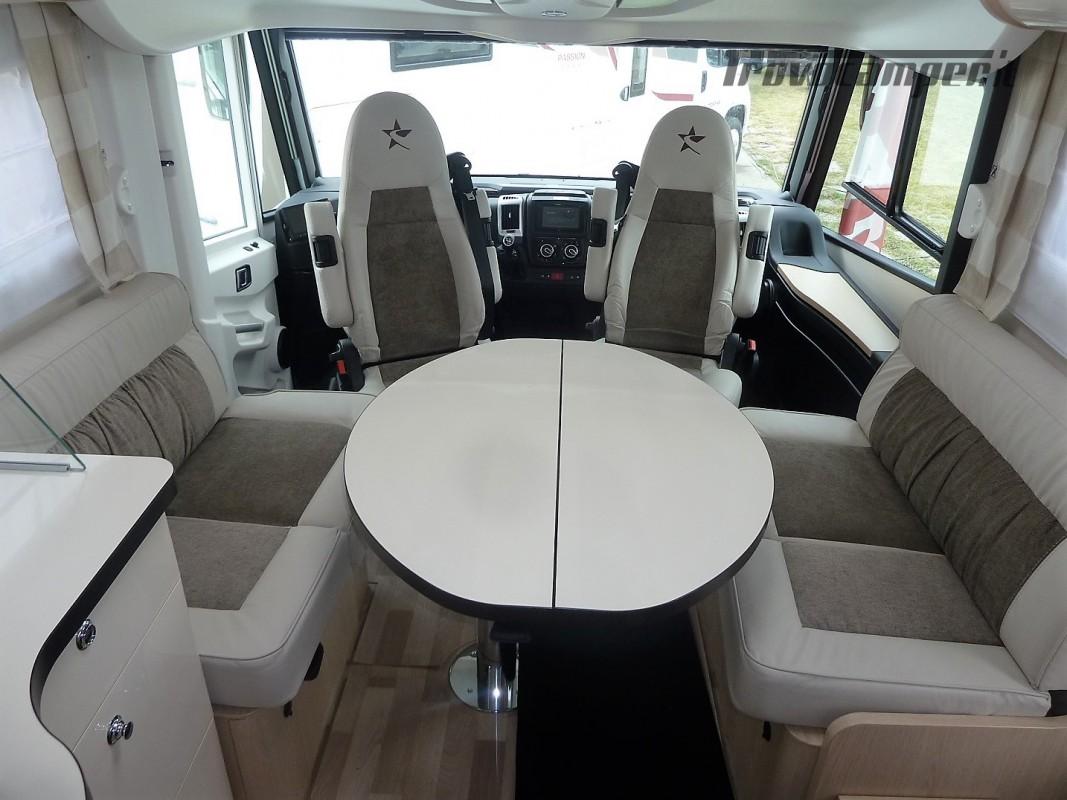 Motorhome Autostar Celtic Edition I730LC - Letto Nautico usato  in vendita a Modena - Immagine 4