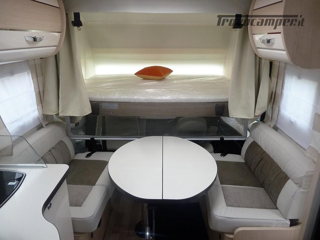 Motorhome Autostar Celtic Edition I730LC - Letto Nautico usato  in vendita a Modena - Immagine 5