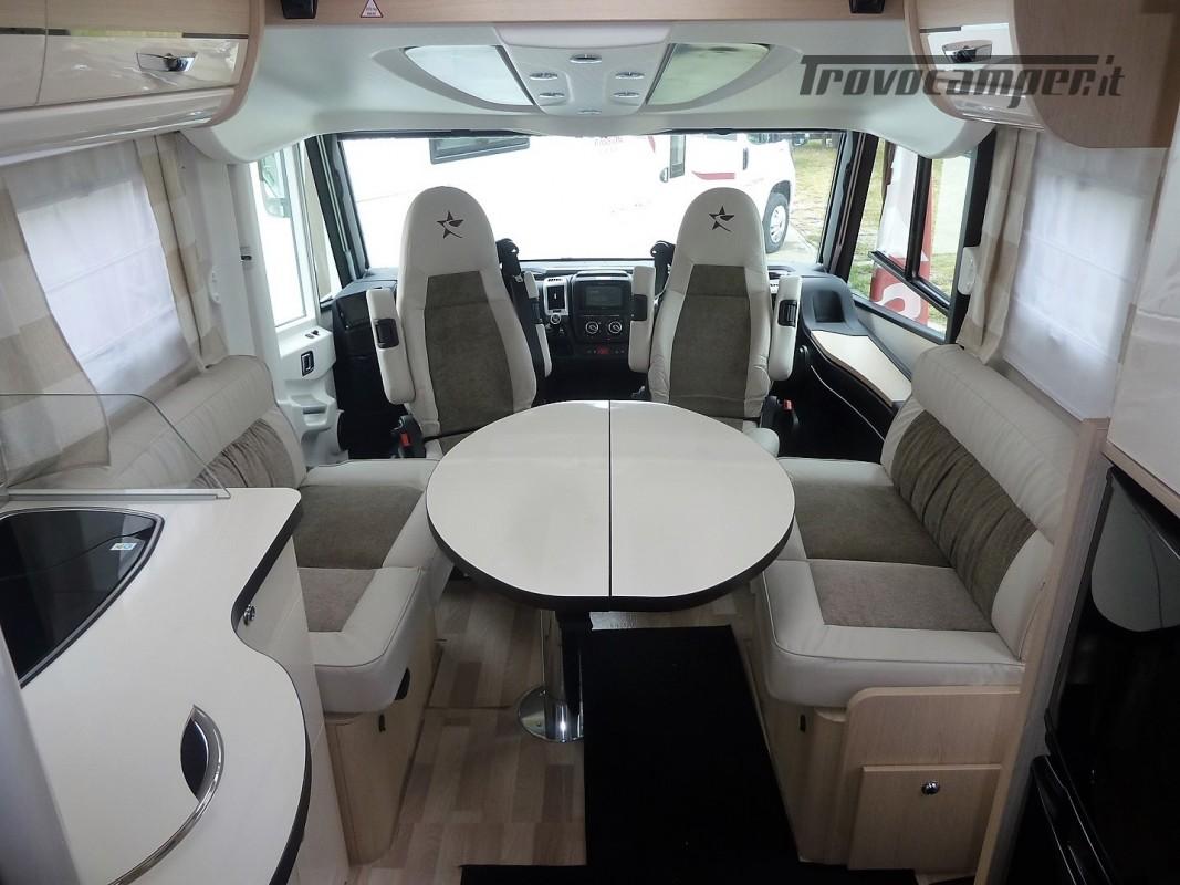 Motorhome Autostar Celtic Edition I730LC - Letto Nautico usato  in vendita a Modena - Immagine 3
