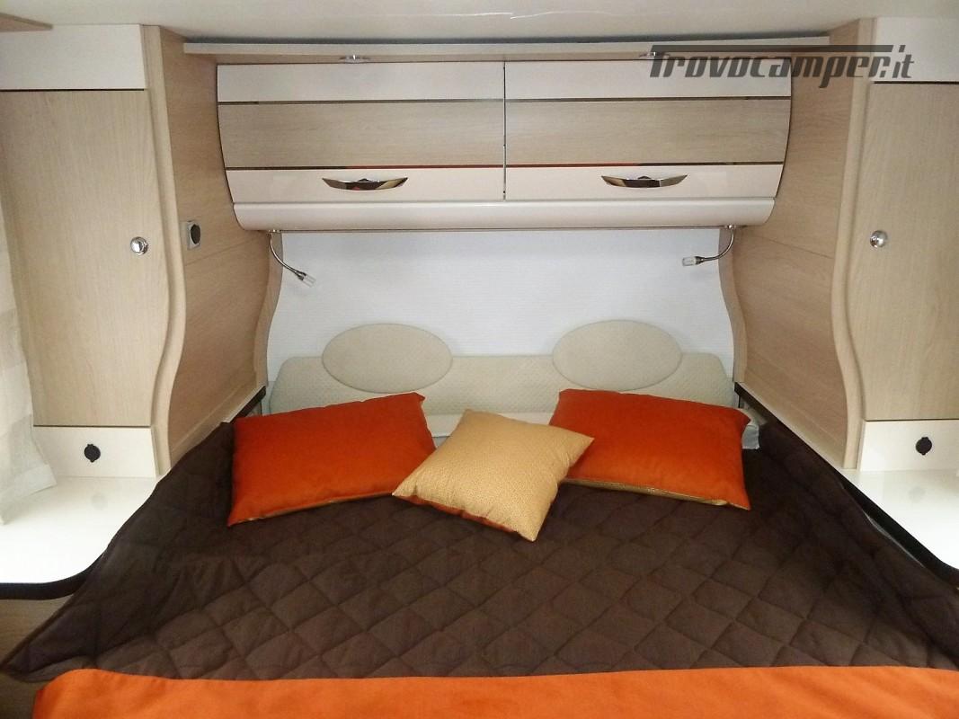 Motorhome Autostar Celtic Edition I730LC - Letto Nautico usato  in vendita a Modena - Immagine 17