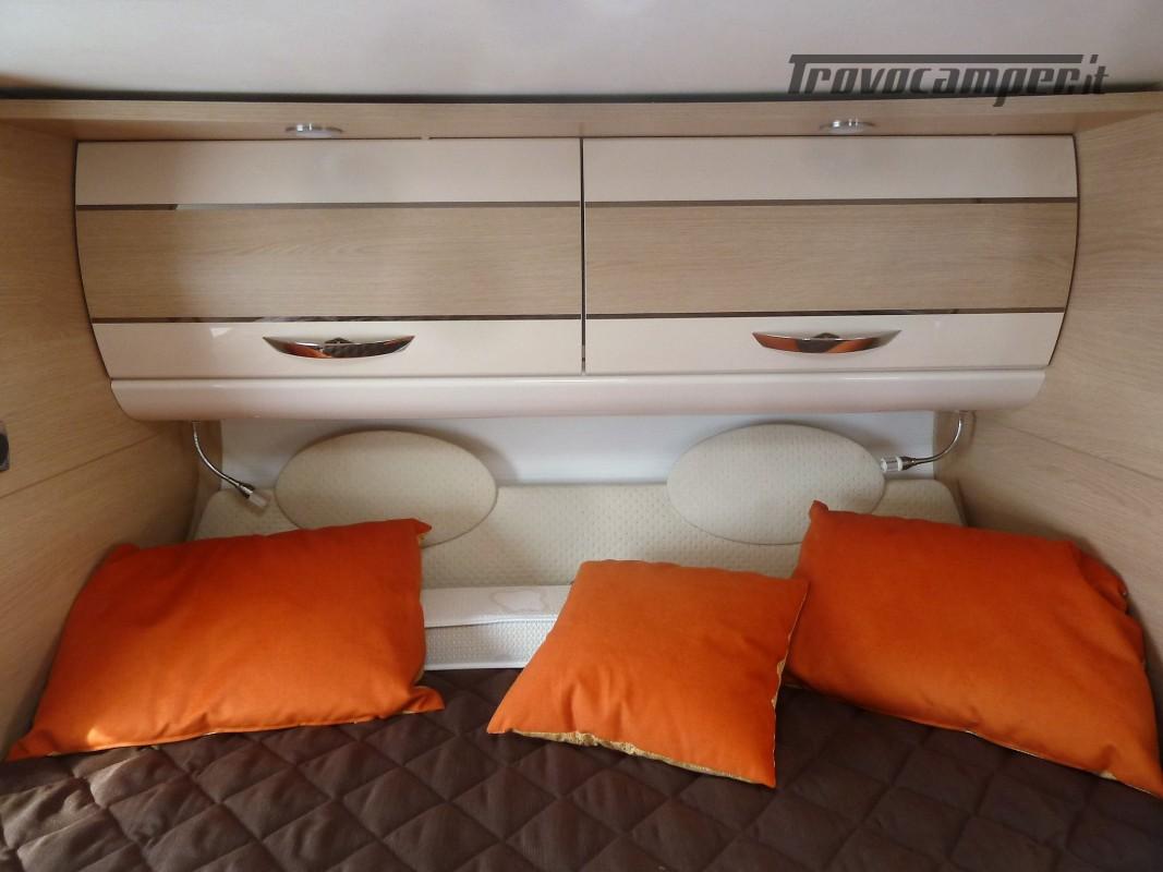 Motorhome Autostar Celtic Edition I730LC - Letto Nautico usato  in vendita a Modena - Immagine 19