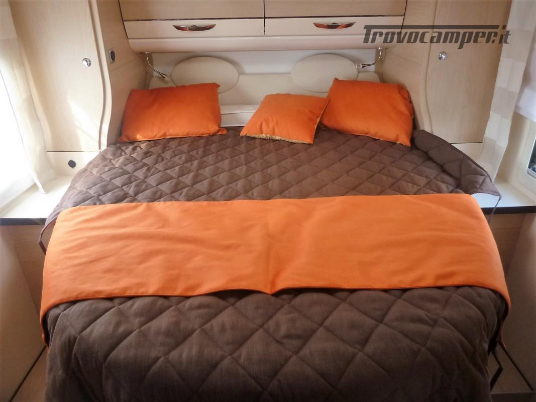 Motorhome Autostar Celtic Edition I730LC - Letto Nautico usato  in vendita a Modena - Immagine 20