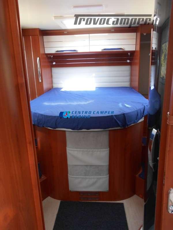Noleggio Mobilvetta Kea M 79 camper mansardato con letto nautico e garage usato  in vendita a Brescia - Immagine 28