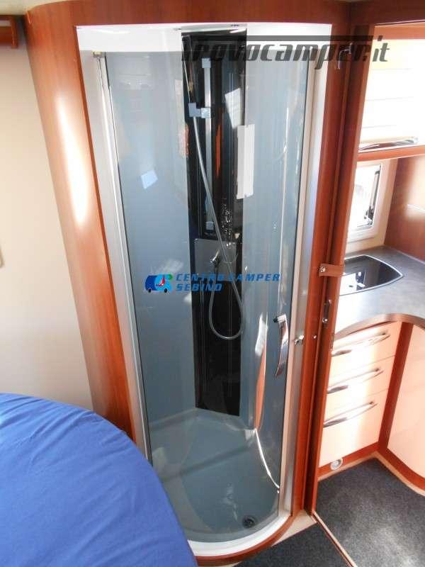 Noleggio Mobilvetta Kea M 79 camper mansardato con letto nautico e garage usato  in vendita a Brescia - Immagine 29