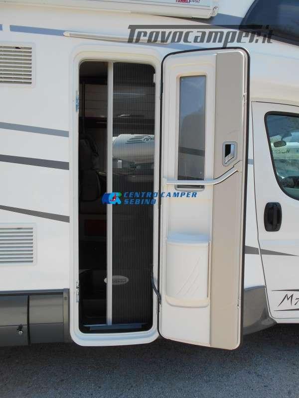 Noleggio Mobilvetta Kea M 79 camper mansardato con letto nautico e garage usato  in vendita a Brescia - Immagine 12