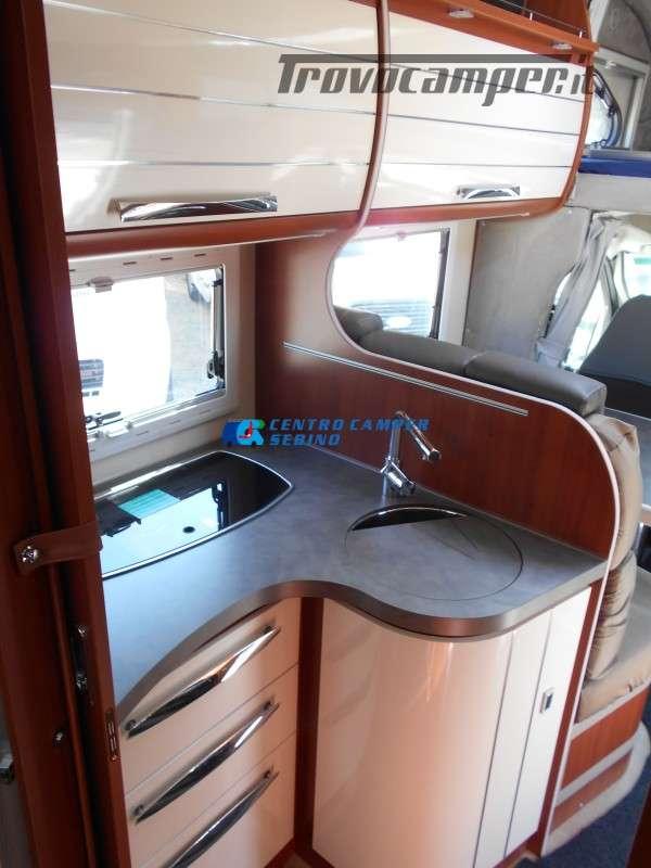 Noleggio Mobilvetta Kea M 79 camper mansardato con letto nautico e garage usato  in vendita a Brescia - Immagine 19