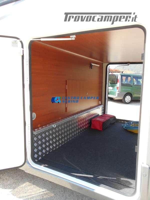 Noleggio Mobilvetta Kea M 79 camper mansardato con letto nautico e garage usato  in vendita a Brescia - Immagine 6