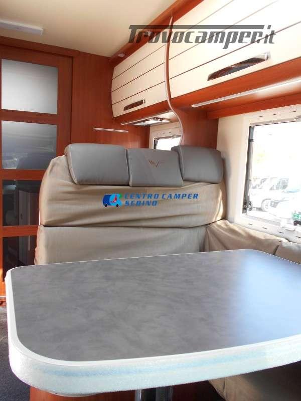 Noleggio Mobilvetta Kea M 79 camper mansardato con letto nautico e garage usato  in vendita a Brescia - Immagine 21