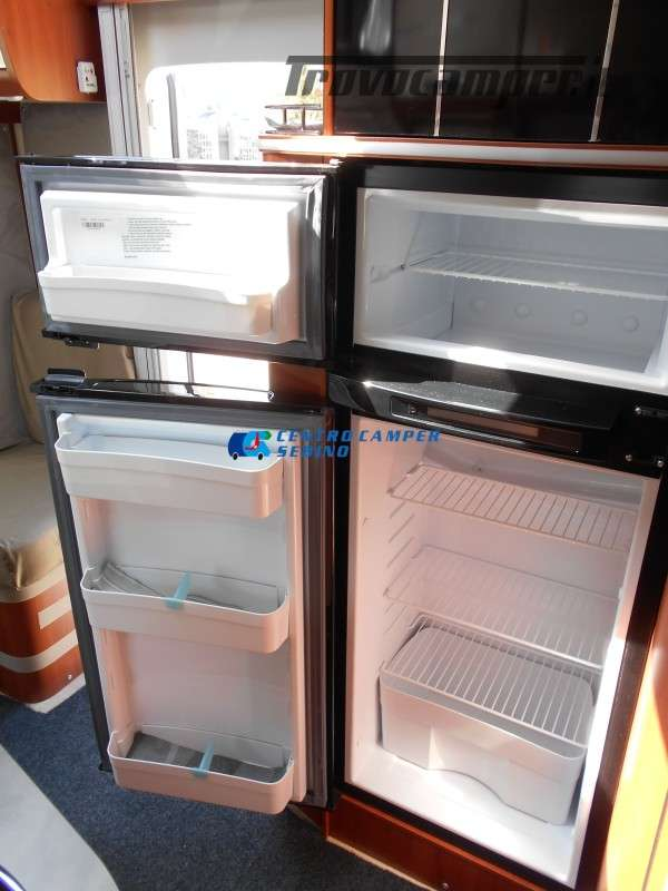 Noleggio Mobilvetta Kea M 79 camper mansardato con letto nautico e garage usato  in vendita a Brescia - Immagine 24