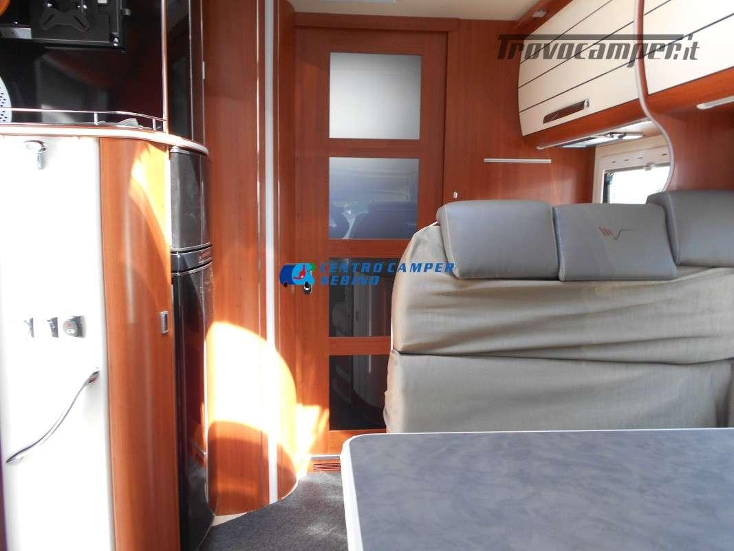 Noleggio Mobilvetta Kea M 79 camper mansardato con letto nautico e garage usato  in vendita a Brescia - Immagine 22
