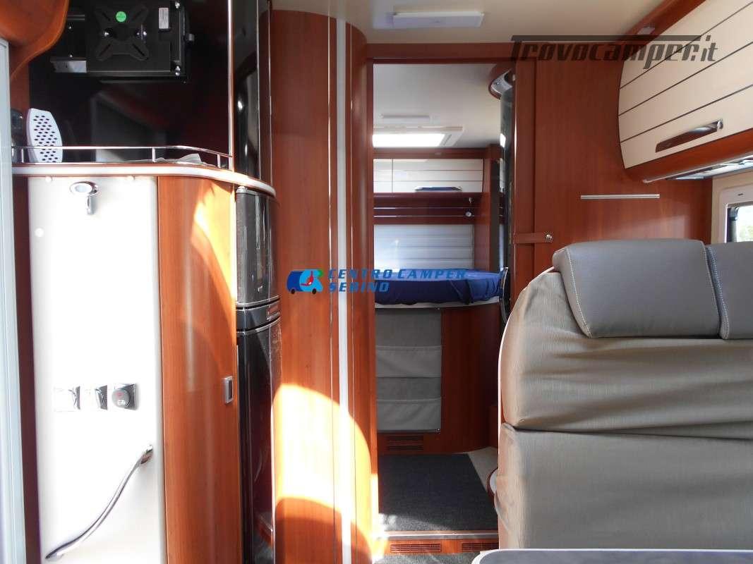 Noleggio Mobilvetta Kea M 79 camper mansardato con letto nautico e garage usato  in vendita a Brescia - Immagine 26