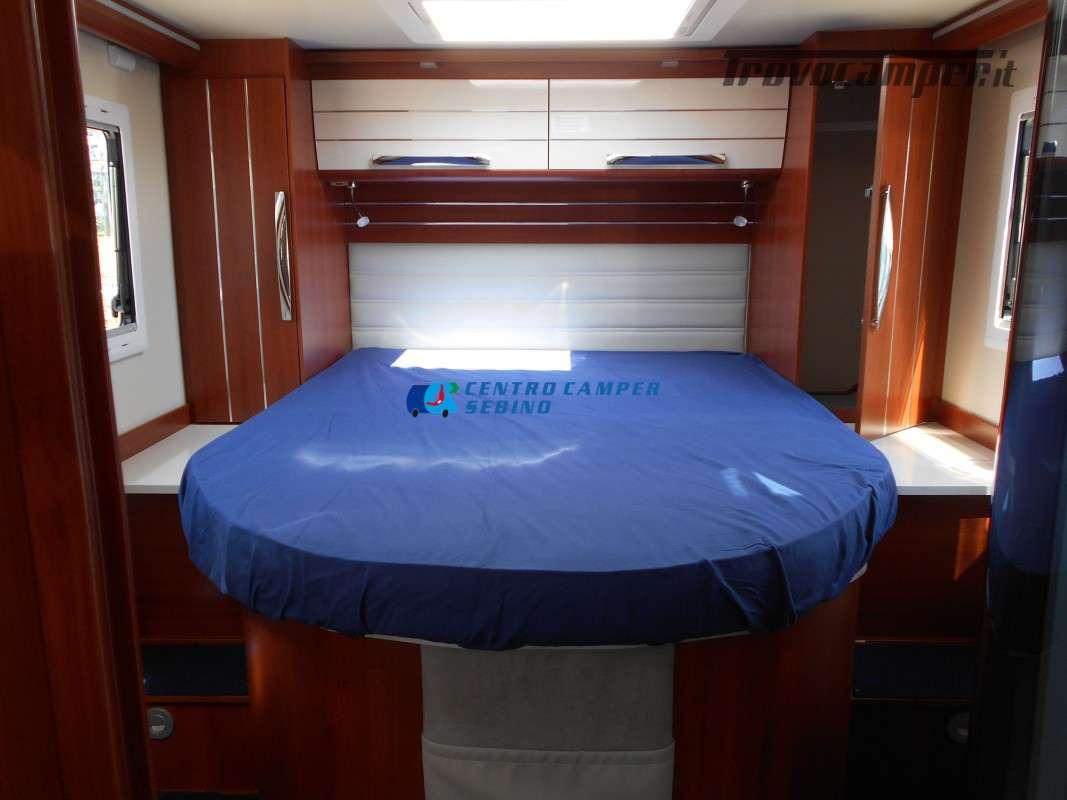 Noleggio Mobilvetta Kea M 79 camper mansardato con letto nautico e garage usato  in vendita a Brescia - Immagine 27