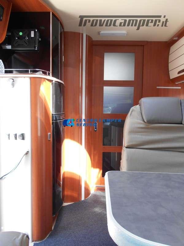 Noleggio Mobilvetta Kea M 79 camper mansardato con letto nautico e garage usato  in vendita a Brescia - Immagine 25