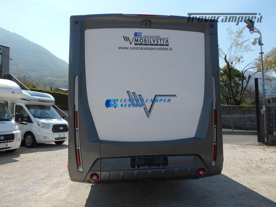 Noleggio Mobilvetta Kea M 79 camper mansardato con letto nautico e garage usato  in vendita a Brescia - Immagine 7