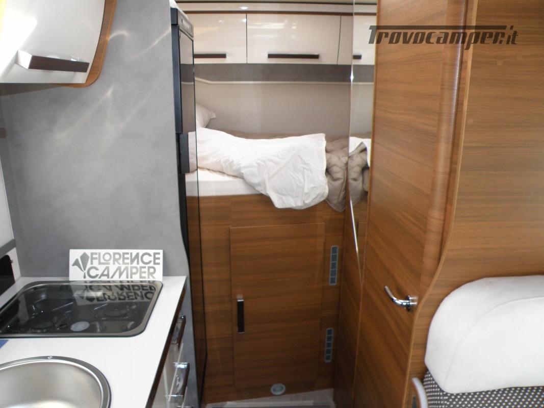 CAMPER PRONTA CONSEGNA SEMINTEGRALE ELNAGH BARON 531 usato  in vendita a Prato - Immagine 2