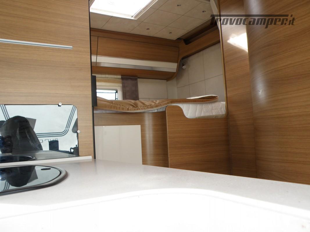 MOTORHOME ARCA H 640 GLM IN PRONTA CONSEGNA LETTO MATRIMONIALE nuovo  in vendita a Prato - Immagine 2