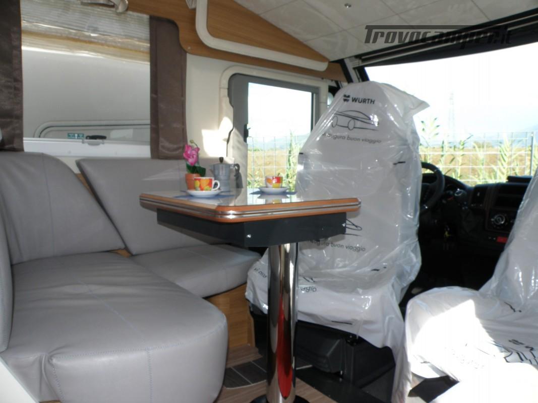 CAMPER MOTORHOME ARCA H 699 PRONTA CONSEGNA usato  in vendita a Prato - Immagine 3