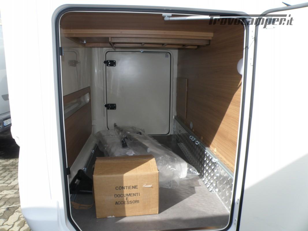 CAMPER MOTORHOME ARCA H 699 PRONTA CONSEGNA usato  in vendita a Prato - Immagine 4