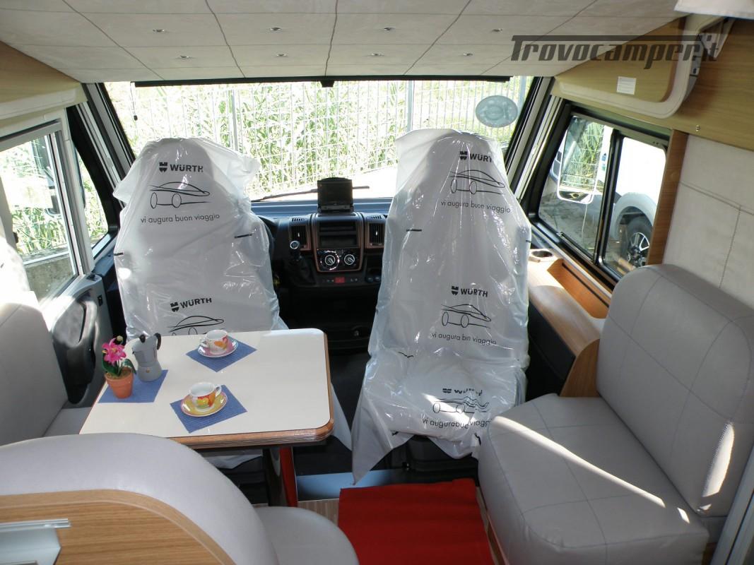 CAMPER MOTORHOME ARCA H 699 PRONTA CONSEGNA usato  in vendita a Prato - Immagine 8