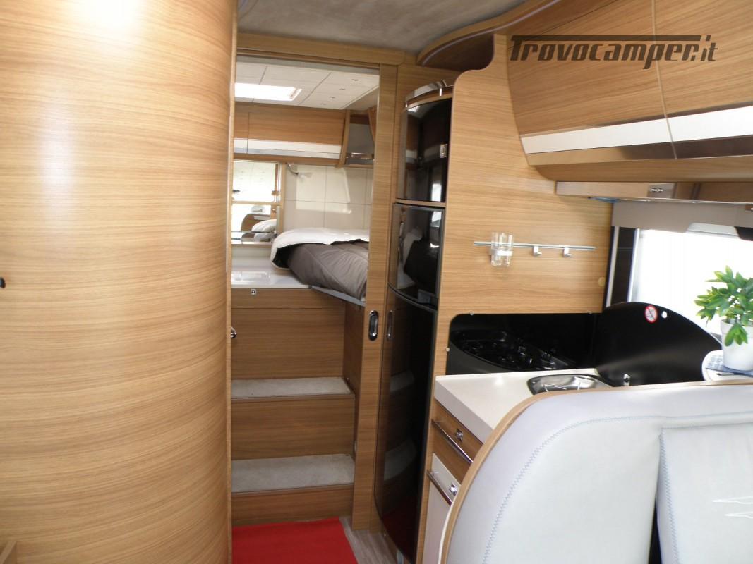 CAMPER MOTORHOME ARCA H 699 PRONTA CONSEGNA usato  in vendita a Prato - Immagine 12