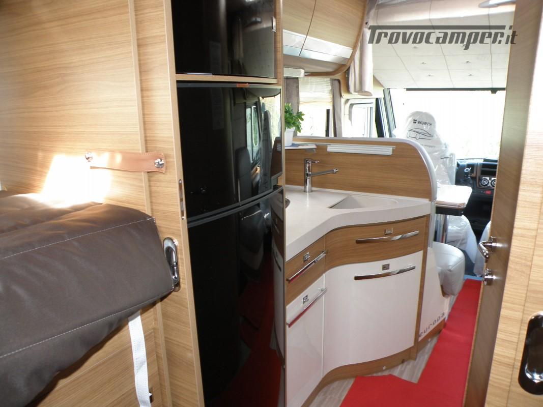 CAMPER MOTORHOME ARCA H 699 PRONTA CONSEGNA usato  in vendita a Prato - Immagine 14