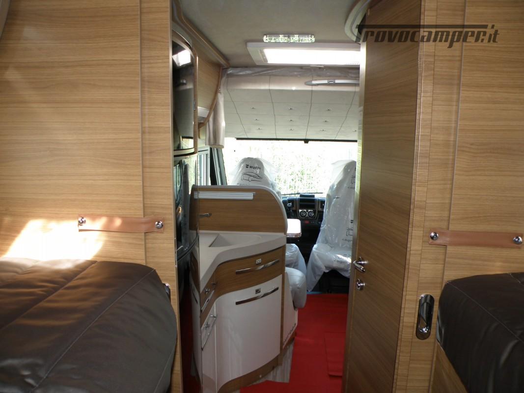 CAMPER MOTORHOME ARCA H 699 PRONTA CONSEGNA usato  in vendita a Prato - Immagine 15