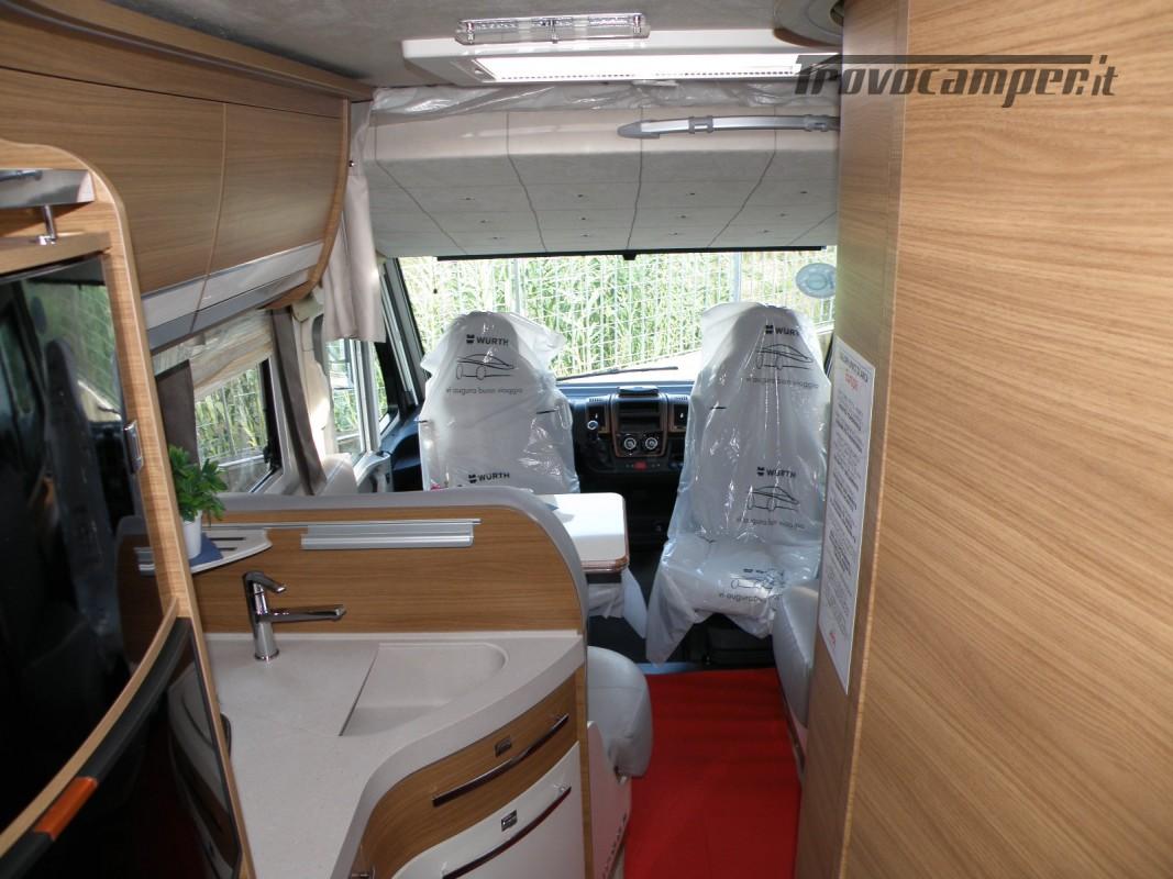 CAMPER MOTORHOME ARCA H 699 PRONTA CONSEGNA usato  in vendita a Prato - Immagine 20