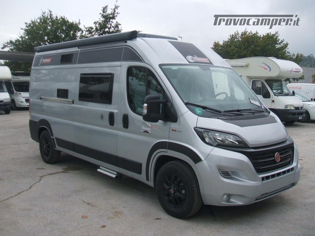 FURGONATO VANY 114 MAX VIP 02-2021 KM 500 nuovo  in vendita a Ancona - Immagine 1