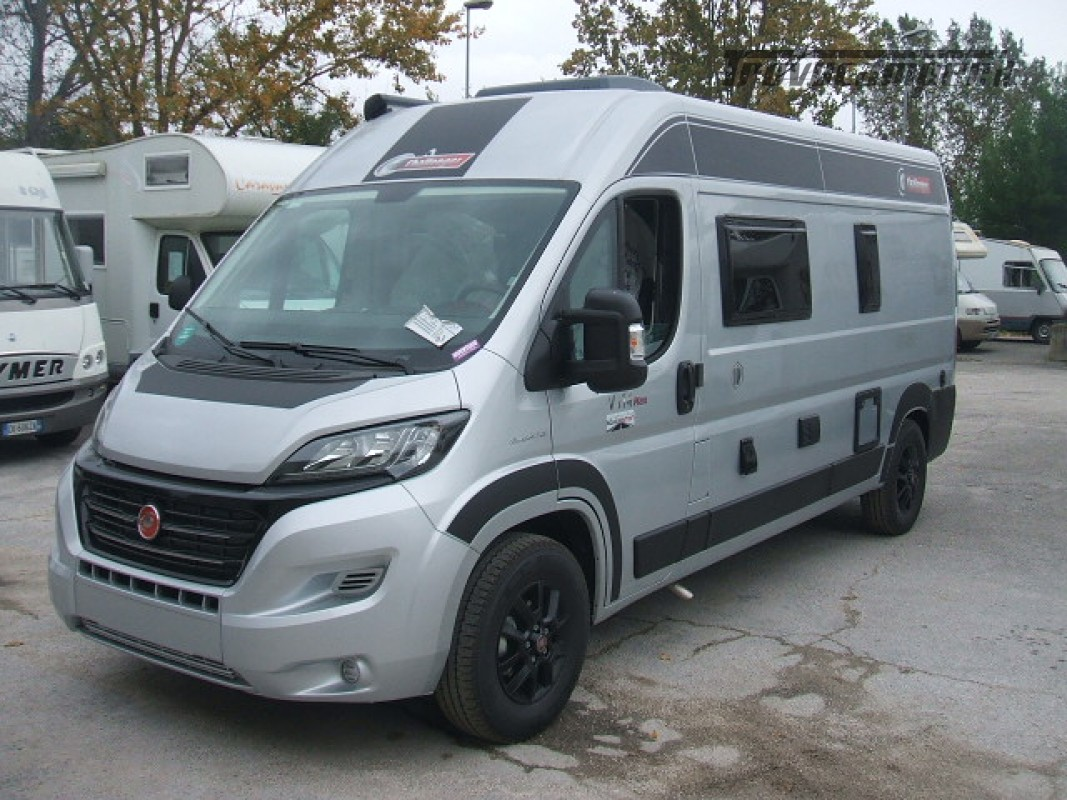 FURGONATO VANY 114 MAX VIP 02-2021 KM 500 nuovo  in vendita a Ancona - Immagine 2