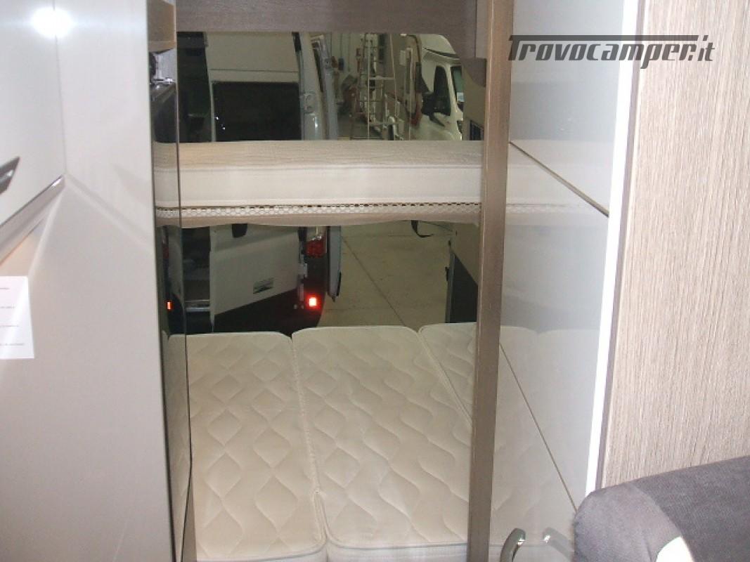 FURGONATO VANY 114 MAX VIP 02-2021 KM 500 nuovo  in vendita a Ancona - Immagine 7