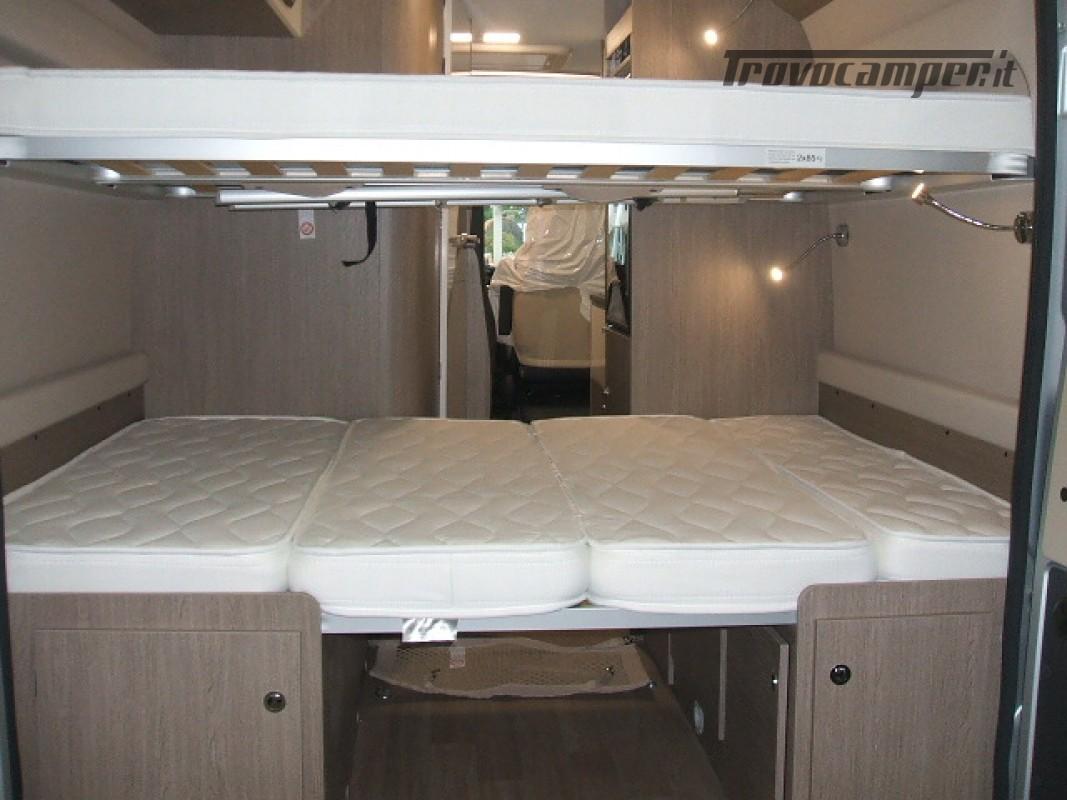 FURGONATO VANY 114 MAX VIP 02-2021 KM 500 nuovo  in vendita a Ancona - Immagine 8