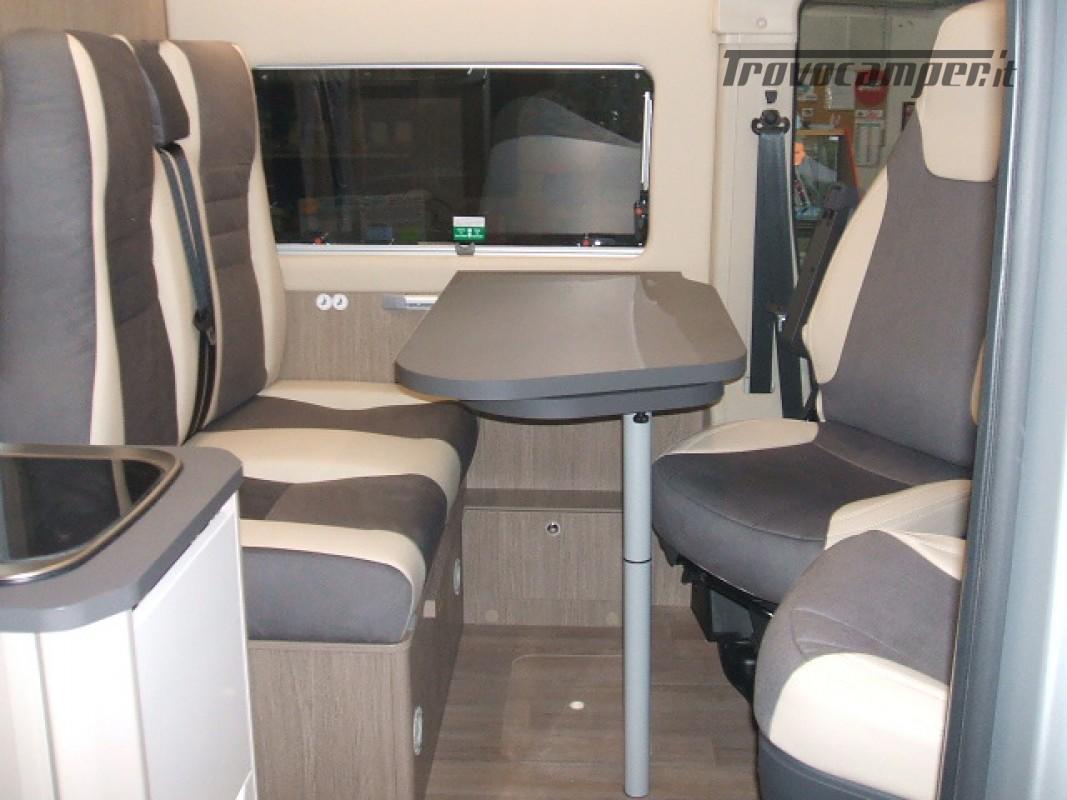FURGONATO VANY 114 MAX VIP 02-2021 KM 500 nuovo  in vendita a Ancona - Immagine 5