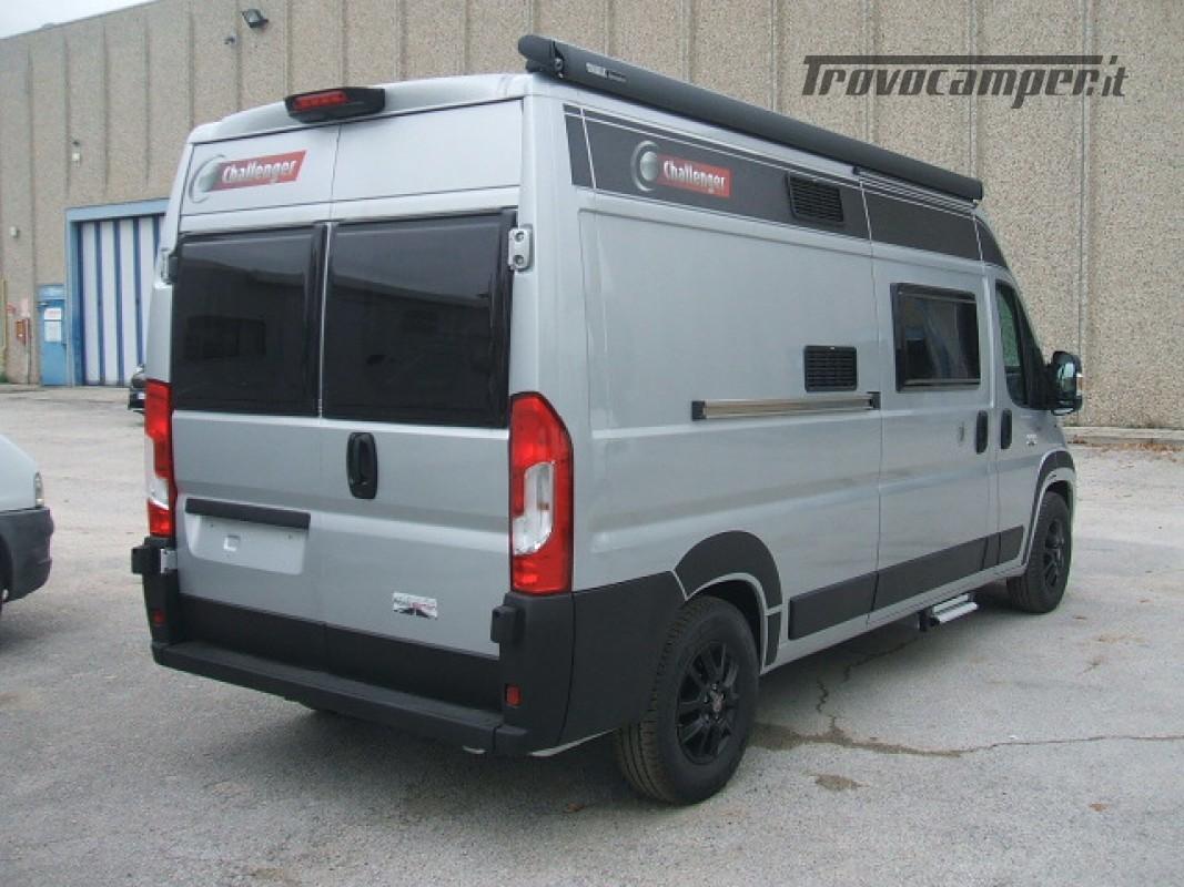 FURGONATO VANY 114 MAX VIP 02-2021 KM 500 nuovo  in vendita a Ancona - Immagine 4